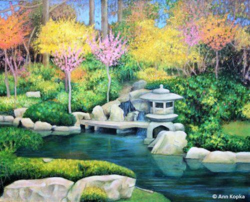 130: Kyoto Peace Garden Holland Park