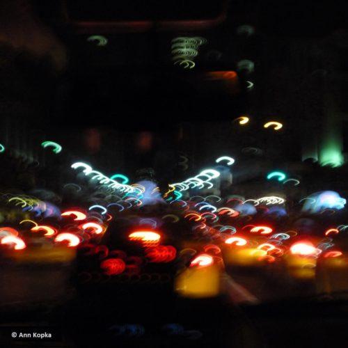 373: Night Drive - 5th Avenue New York City