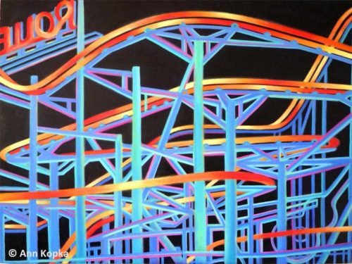 072: Rollercoaster