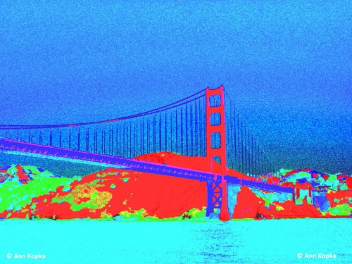 393: San Francisco Blue