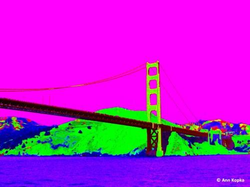 394: San Francisco Pink