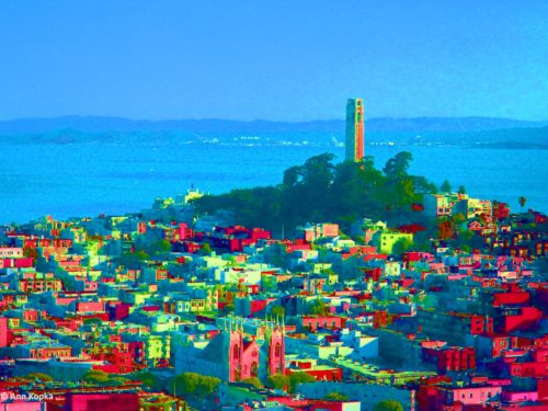 395: San Francisco - Telegraph Hill
