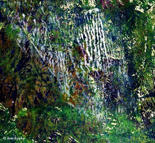 150: Woodland Waterfall